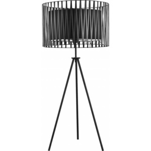 TK Lighting Lampa Biurkowa Harmony Black
