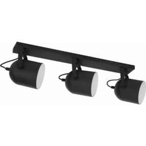 TK Lighting Listwa Sufitowa Spectra Black 3pł