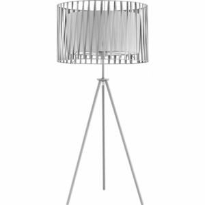TK Lighting Lampa Biurkowa Harmony Gray
