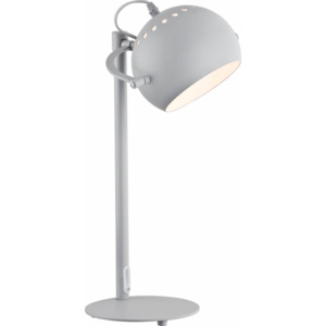 TK Lighting Lampa biurkowa Yoda Gray