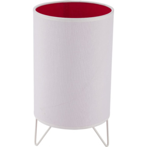 TK Lighting Lampa nocna Relax Junior Red