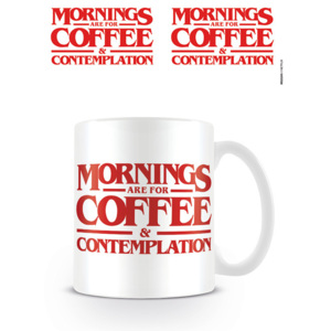 Stranger Things - Coffee and Contemplation Kubek