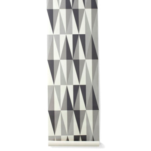 Próbka tapety ferm LIVING Spear Grey