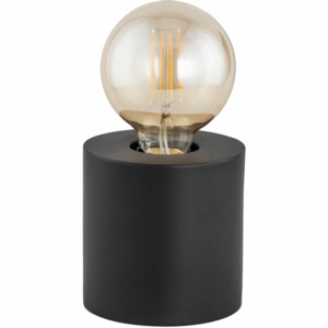 TK Lighting Lampa biurkowa POP black