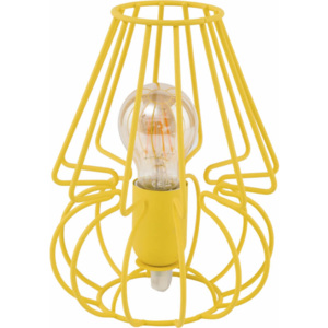 TK Lighting Lampka Biurkowa Picolo Yellow