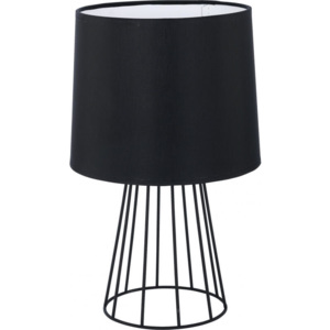 TK Lighting Lampa biurkowa Sweet Black
