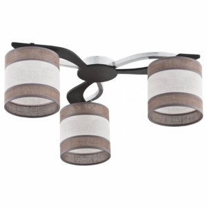 TK Lighting Lampa Sufitowa Cattleya Venge 3pł