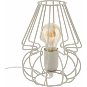TK Lighting Lampka Biurkowa Picolo Gray