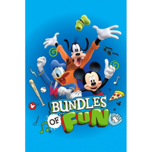 Dywan Disney Kids Bundles of Fun 026, Druk Cyfrowy